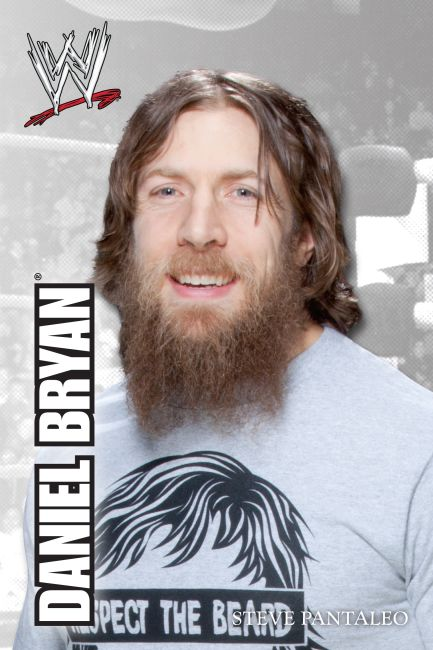 eBook cover of DK Reader Level 2:  WWE Daniel Bryan