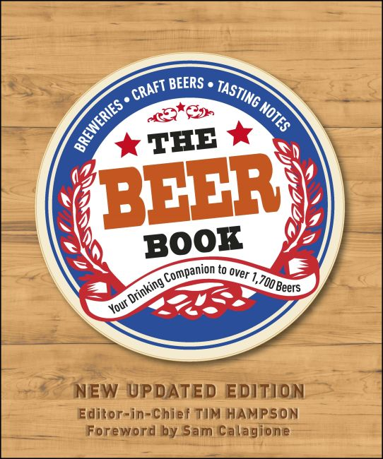 Hardback cover of The Beer Book