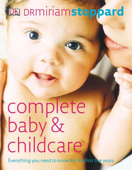 eBook cover of Complete Baby & Child Care