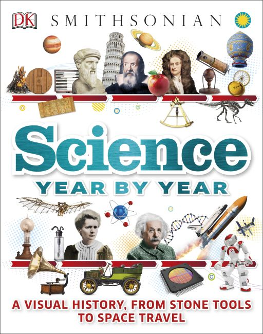 Hardback cover of Science Year by Year