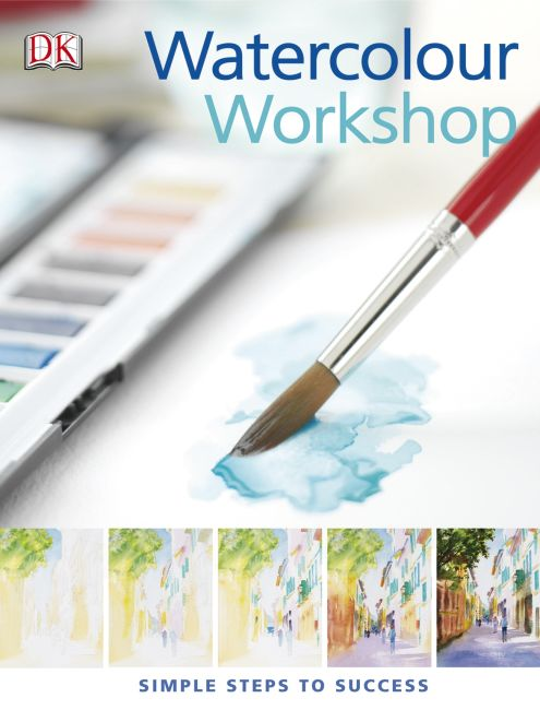 eBook cover of Watercolour Workshop