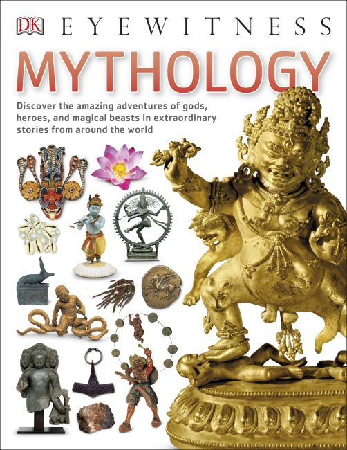 Paperback cover of Mythology