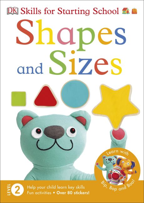 Paperback cover of Shapes and Sizes