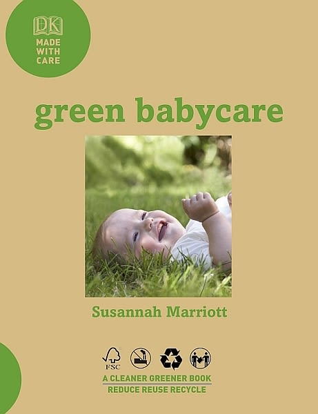 eBook cover of Green Babycare