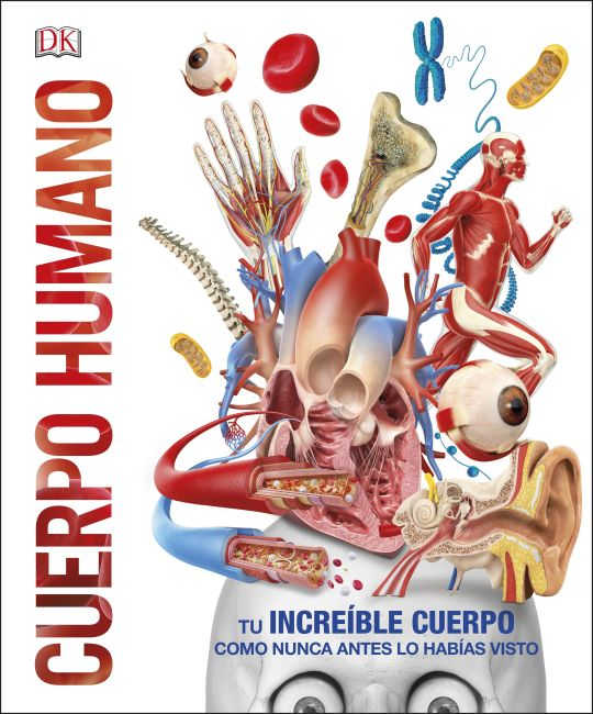 Hardback cover of Cuerpo Humano