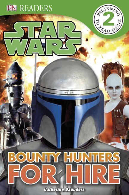 eBook cover of Star Wars Bounty Hunters for Hire