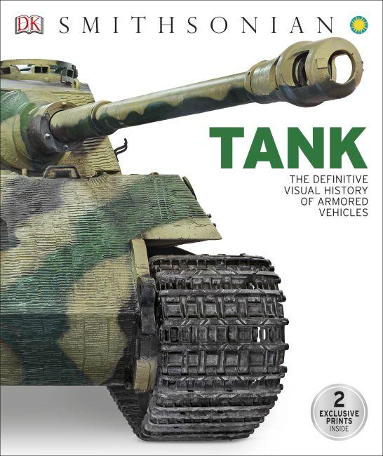 Hardback cover of Tank