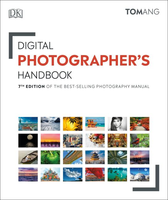 eBook cover of Digital Photographer's Handbook