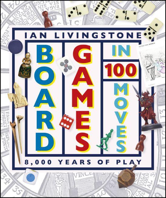Hardback cover of Board Games in 100 Moves