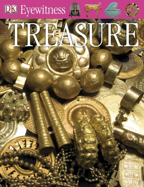 eBook cover of DK Eyewitness Books: Treasure