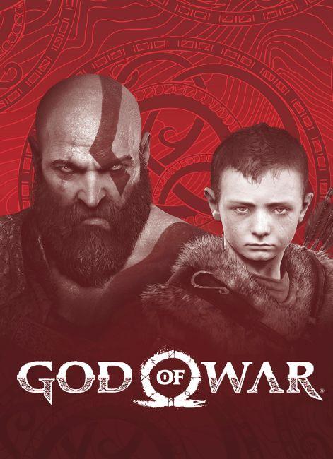 eBook cover of God of War