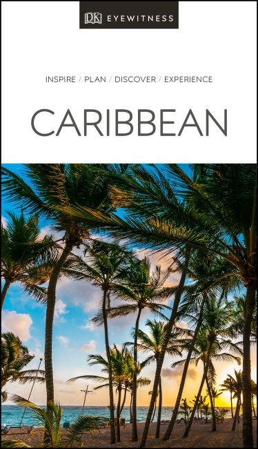 Paperback cover of DK Eyewitness Travel Guide Caribbean