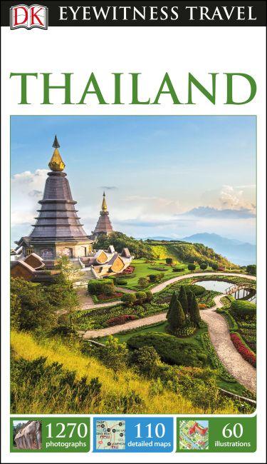 Flexibound cover of DK Eyewitness Travel Guide Thailand