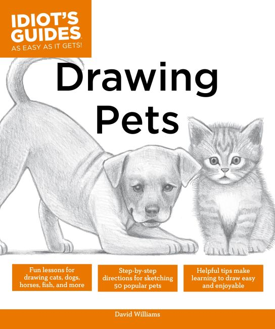 Paperback cover of Drawing Pets