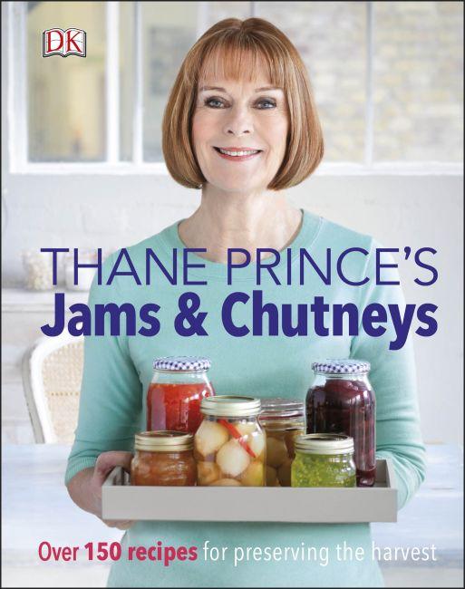 eBook cover of Jams & Chutneys
