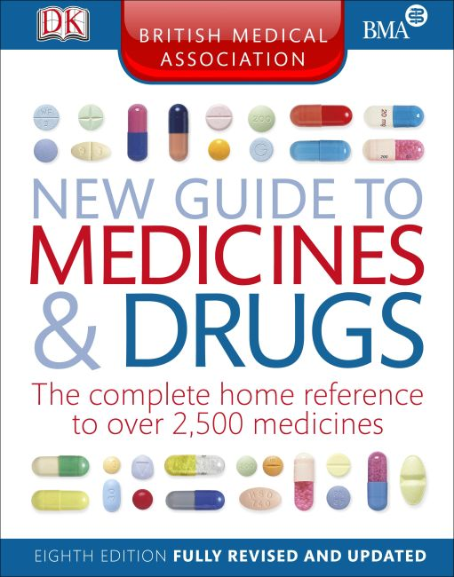 eBook cover of BMA New Guide to Medicine and Drugs 8th Edition