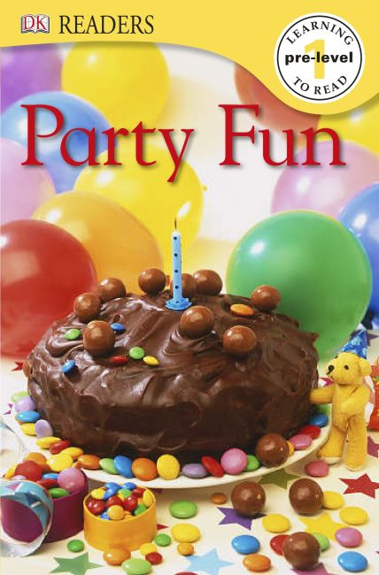 eBook cover of DK Readers: Party Fun