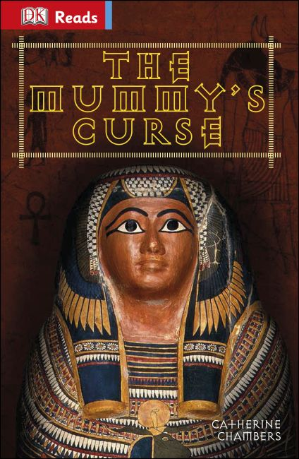 eBook cover of The Mummy's Curse