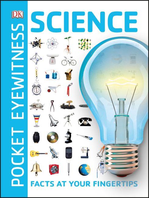 Paperback cover of Pocket Eyewitness Science