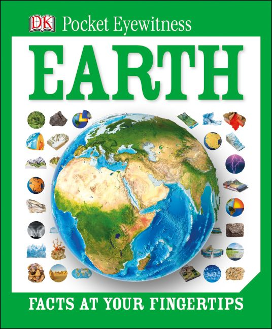 eBook cover of DK Pocket Eyewitness Earth