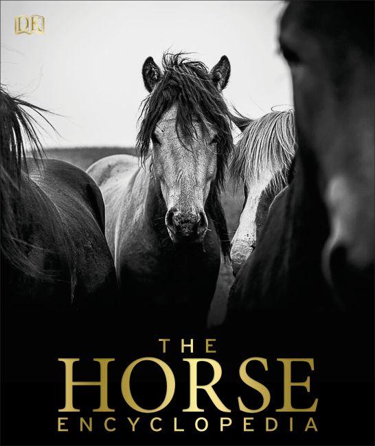 eBook cover of The Horse Encyclopedia