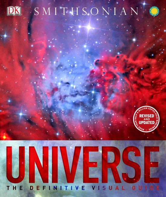 Hardback cover of Universe