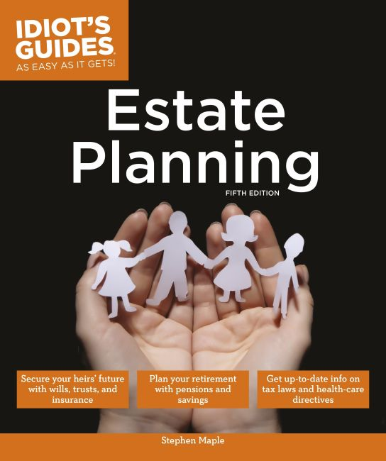 Paperback cover of Estate Planning, 5E