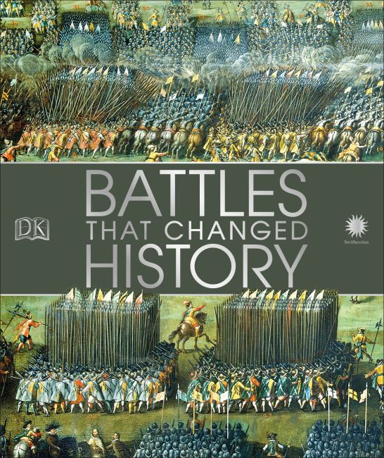 eBook cover of Battles that Changed History