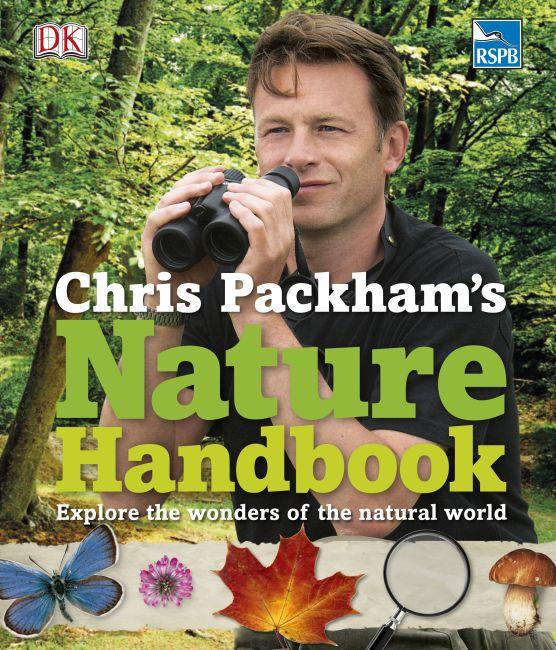 eBook cover of Chris Packham's Nature Handbook