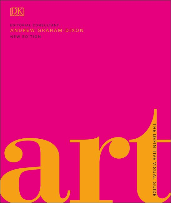 Hardback cover of Art