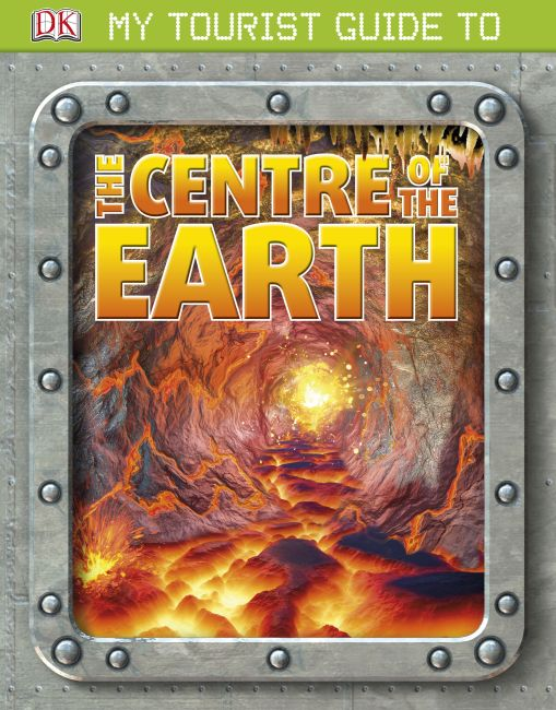 eBook cover of My Tourist Guide to the Centre of the Earth