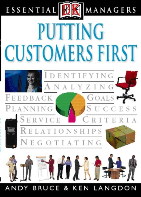 eBook cover of Putting Customers First