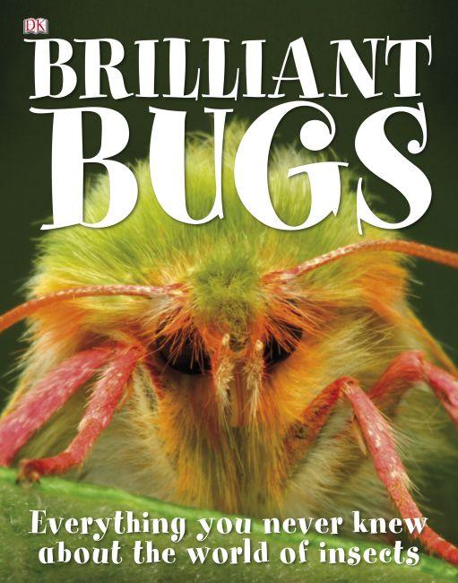 eBook cover of Brilliant Bugs