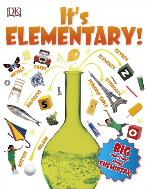 Paperback cover of It's Elementary!