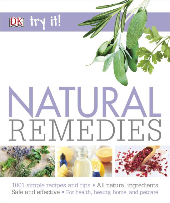 Paperback cover of Natural Remedies