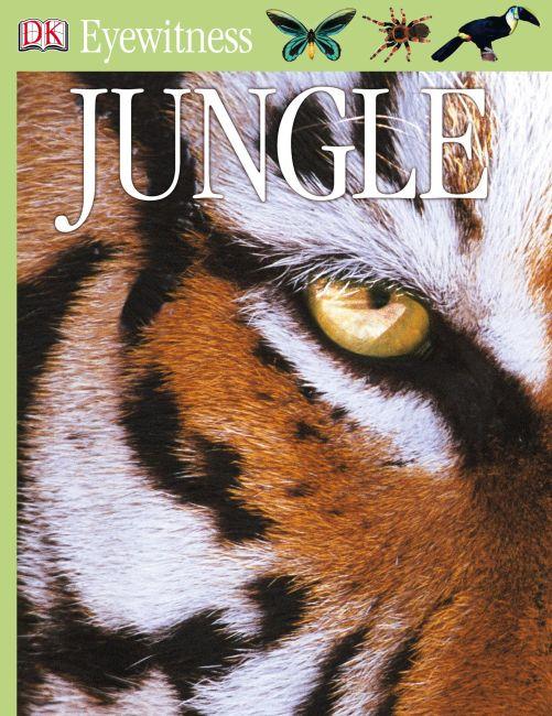 eBook cover of Jungle