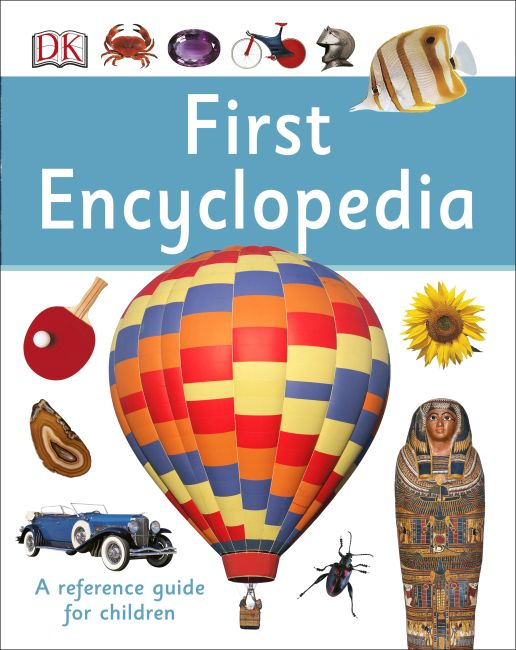 Hardback cover of First Encyclopedia