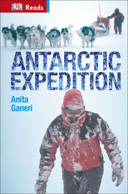 eBook cover of Antarctic Expedition