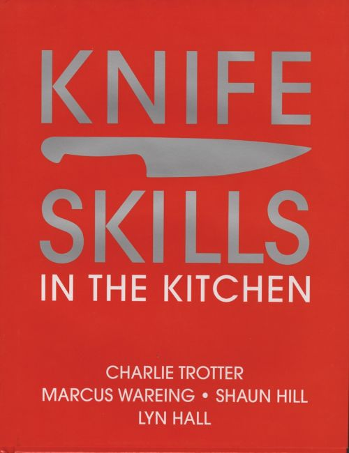 eBook cover of Knife Skills