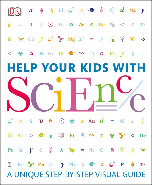 Paperback cover of Help Your Kids with Science