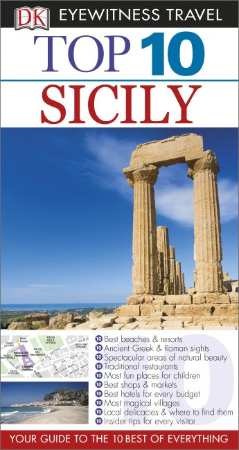 eBook cover of Top 10 Sicily