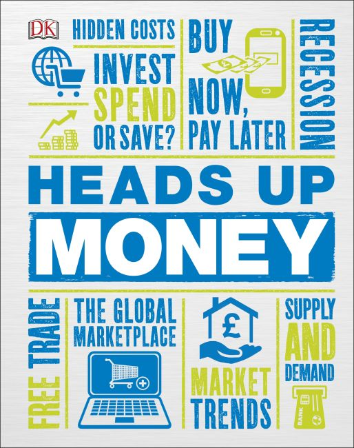 Hardback cover of Heads Up Money