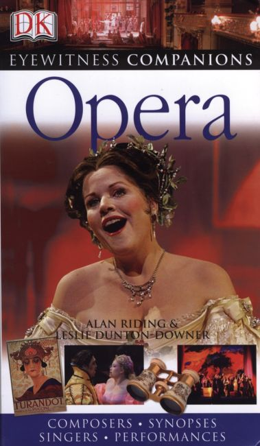 eBook cover of Opera