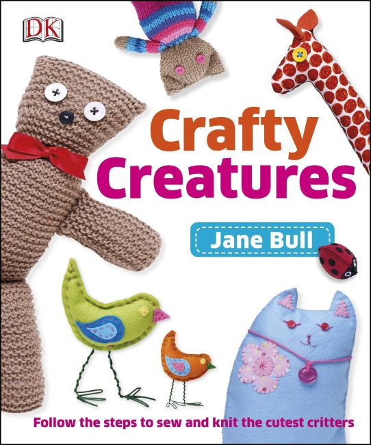 eBook cover of Crafty Creatures