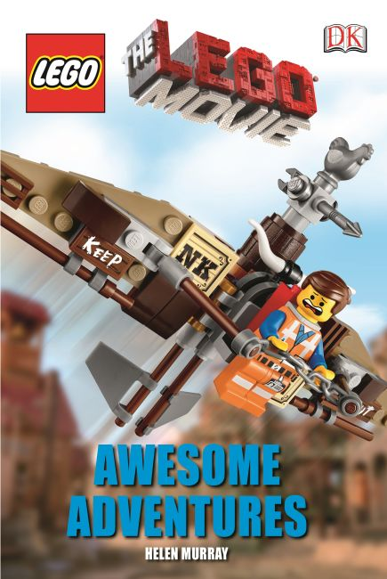 eBook cover of The LEGO® Movie Awesome Adventures