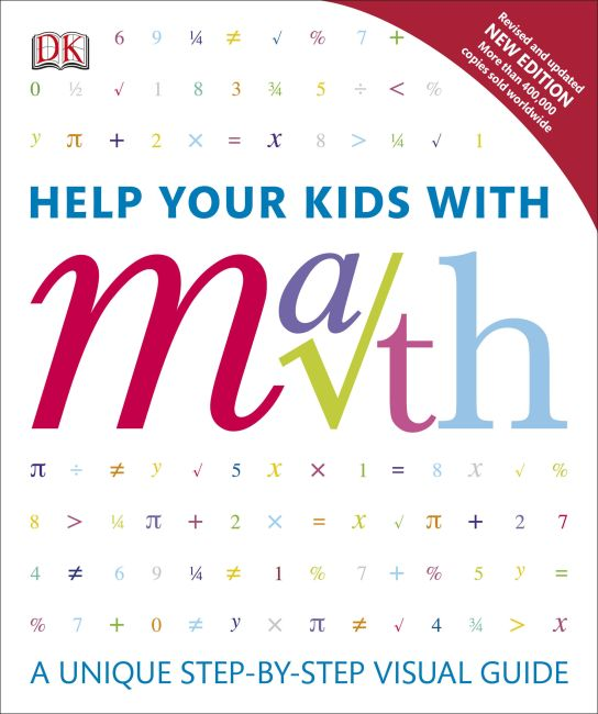 Paperback cover of Help Your Kids with Math