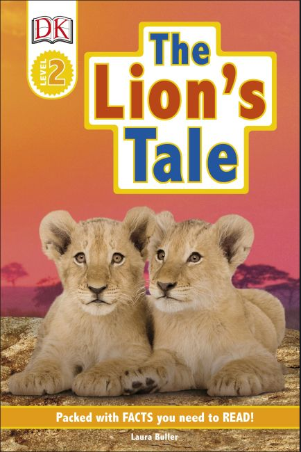 Hardback cover of The Lion's Tale