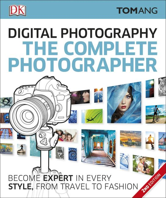 Paperback cover of The Complete Photographer