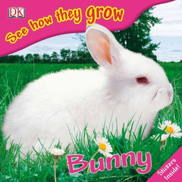 eBook cover of See How They Grow: Bunny