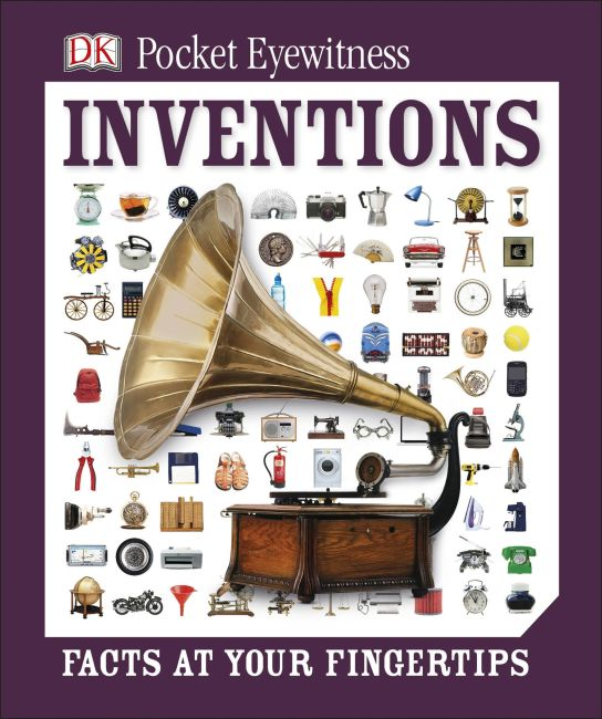 eBook cover of Pocket Eyewitness Inventions